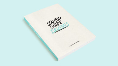Startup Guide: lancering van de Brusselse ondernemersgids