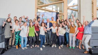 Generatie greenlab: sociaal, groen en succesvol ondernemen