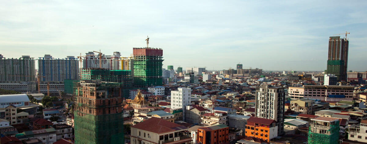 Contact day: the Cambodian market