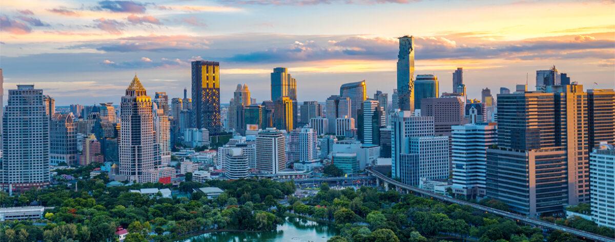 Contact day: de Thaise markt