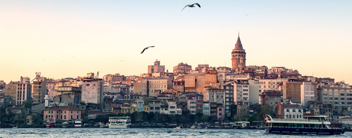 Contact day: de Turkse markt