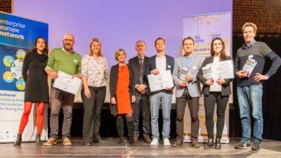 De toekomst lacht de Brusselse deeleconomie toe