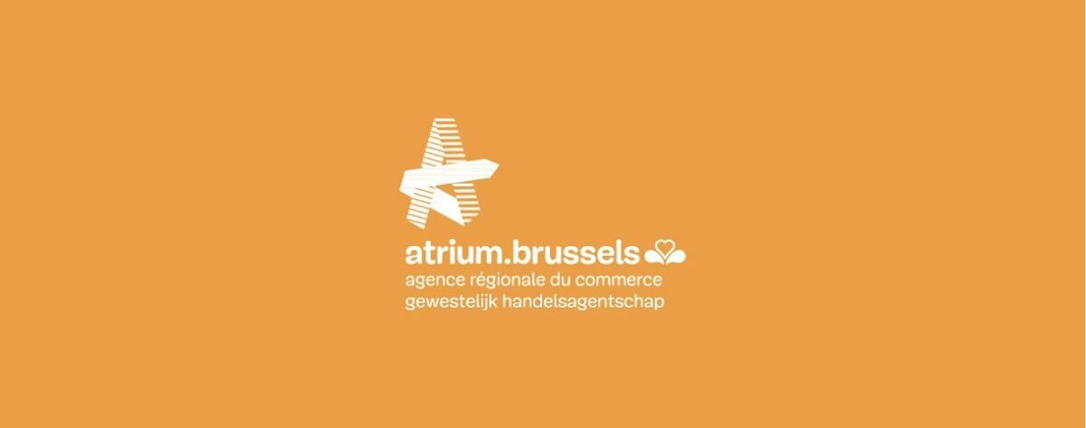 Atrium.brussels and hub.brussels join forces