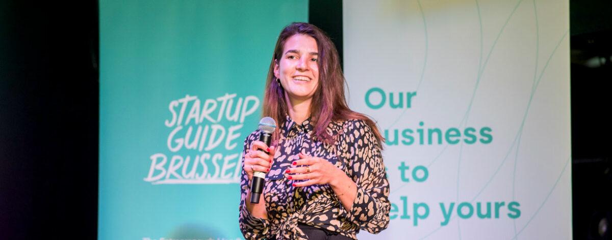 Startup Guide: lancement du guide bruxellois de l'entrepreneur
