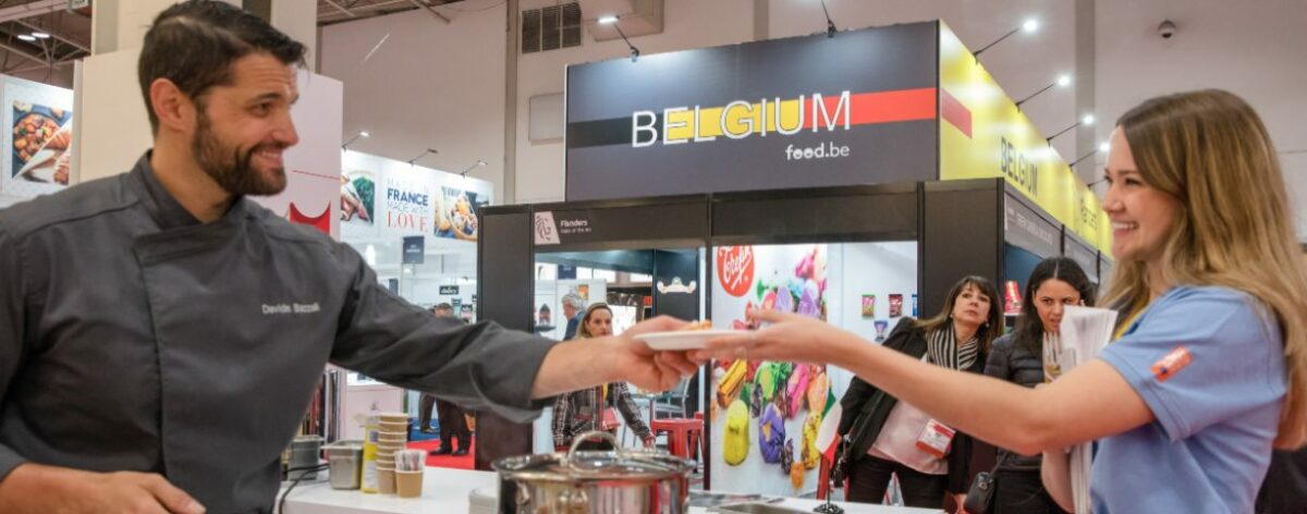 Speciality & Fine Food Fair: the place to be for the Brussels food sector