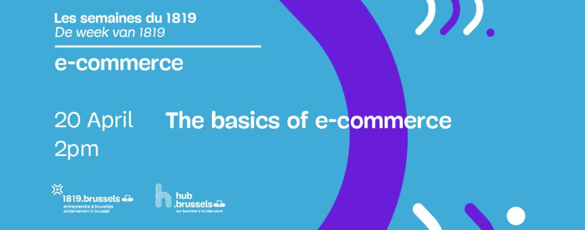 The basics of e-commerce (webinar)