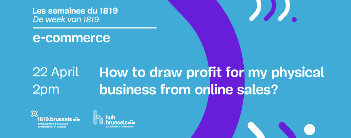 How to draw profit for my physical business from online sales?(webinar)