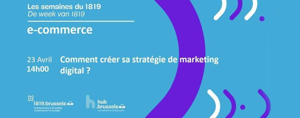 How to build your digital marketing strategy? (webinar)