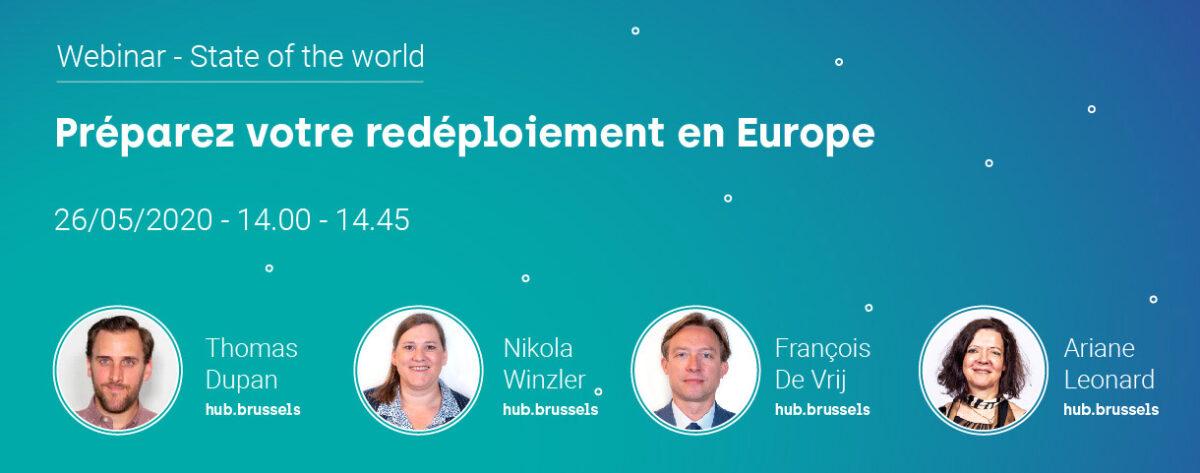 État du monde: Europe (webinaire)