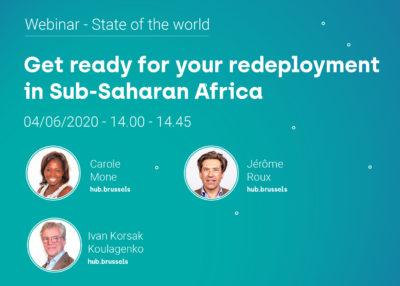State of the world: Sub-Saharan Africa (webinar)
