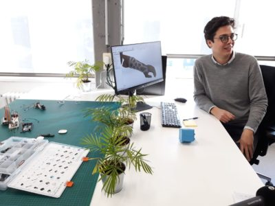 MedTech Atelier: the new prototyping lab for medical devices