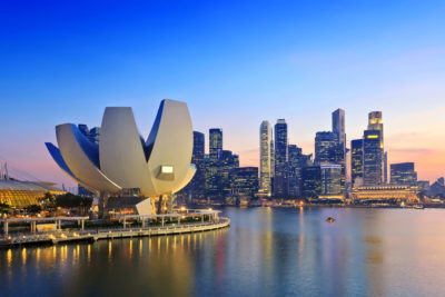 Singapore Fintech Festival