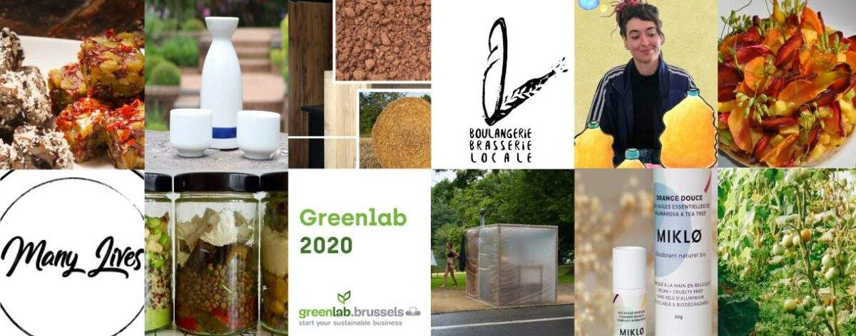 greenlab 2020: The winning projects are known!
