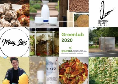 Greenlab 2020: de winnende start-ups