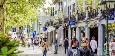 Purchasing behaviour of Brussels' residents