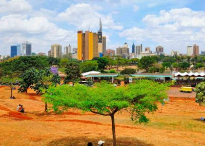 Exporter vers le Kenya