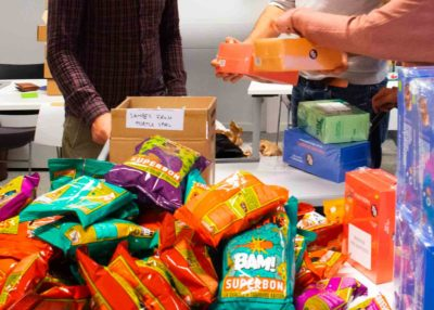 Matchmaking met aankopers uit de voedingssector
