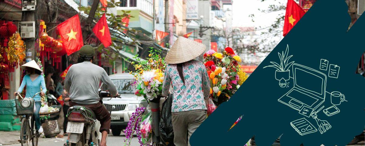 Women's entrepreneurship world tour: Hanoï (4/5)