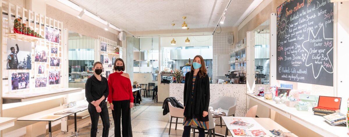 Rencontre avec Oksana et Odile, 30 ans et fondatrices de Nakhati