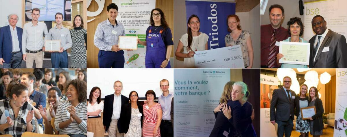 Greenlab: 10 years of sustainable projects in Brussels