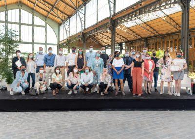 Les lauréats du greenlab 2021 sont connus!