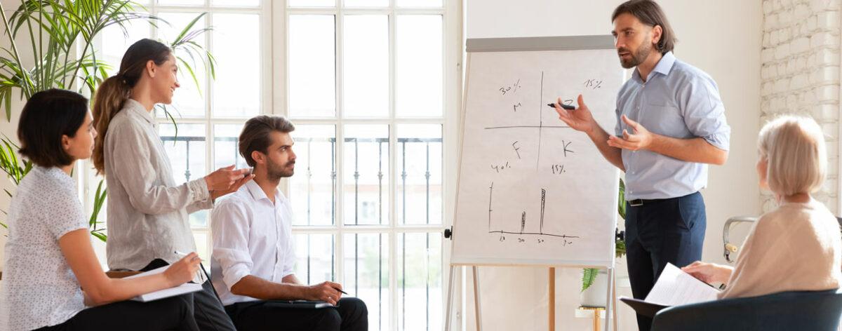 Sales training: persuasion techniques