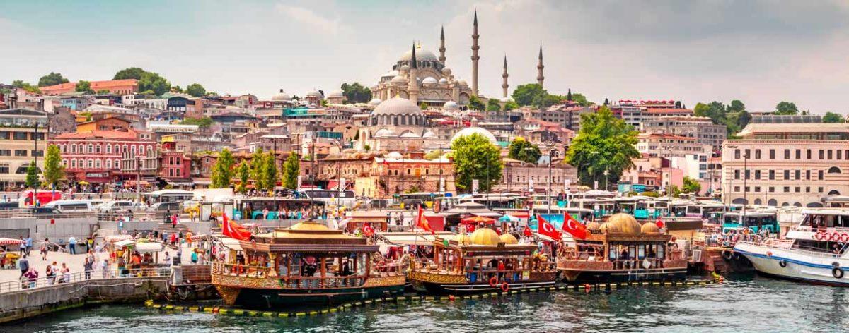 Economische missie naar Turkije