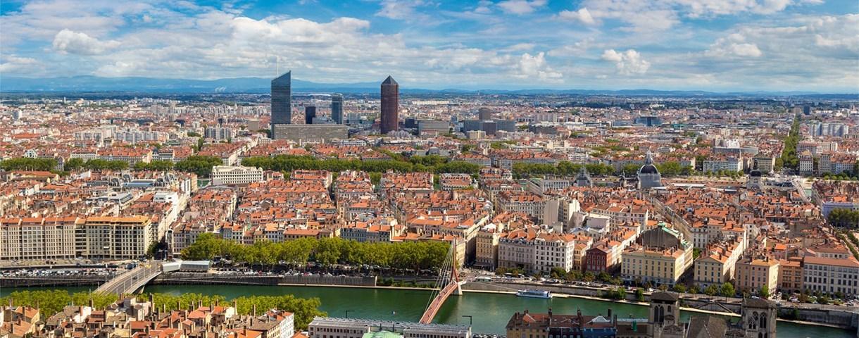 The French market (Lyon)