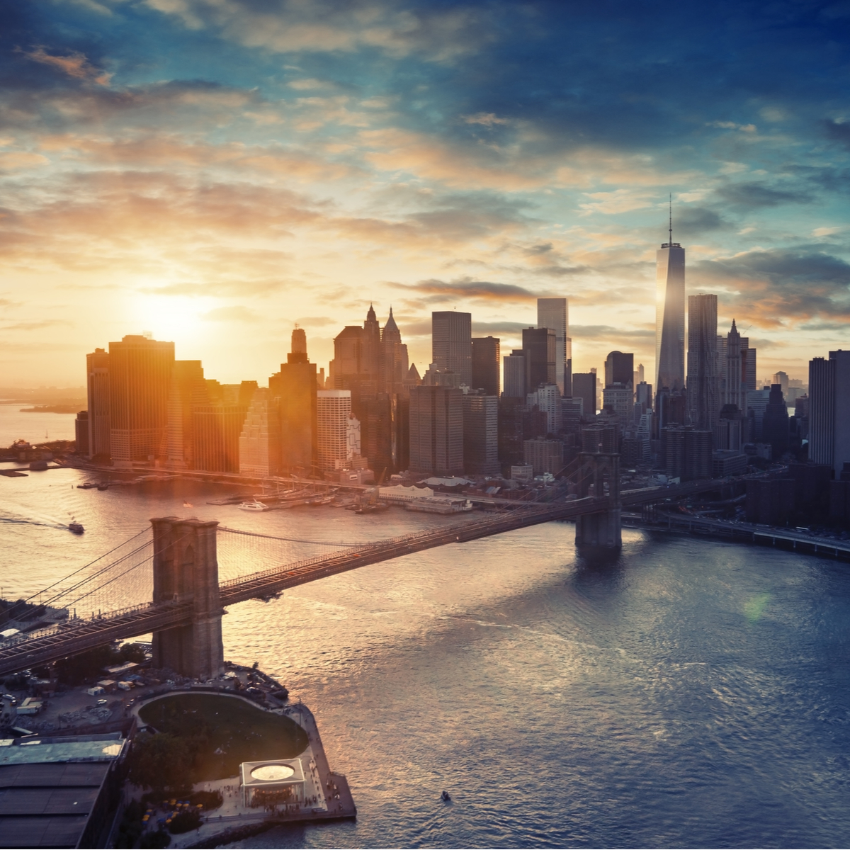 De Amerikaanse markt (New-York + Bahamas)