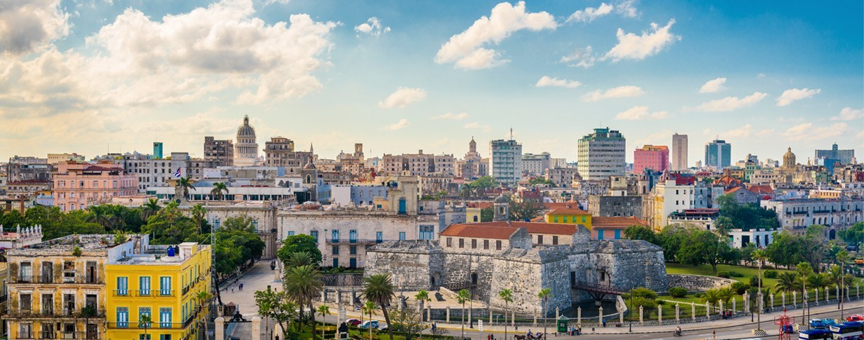The Cuban market