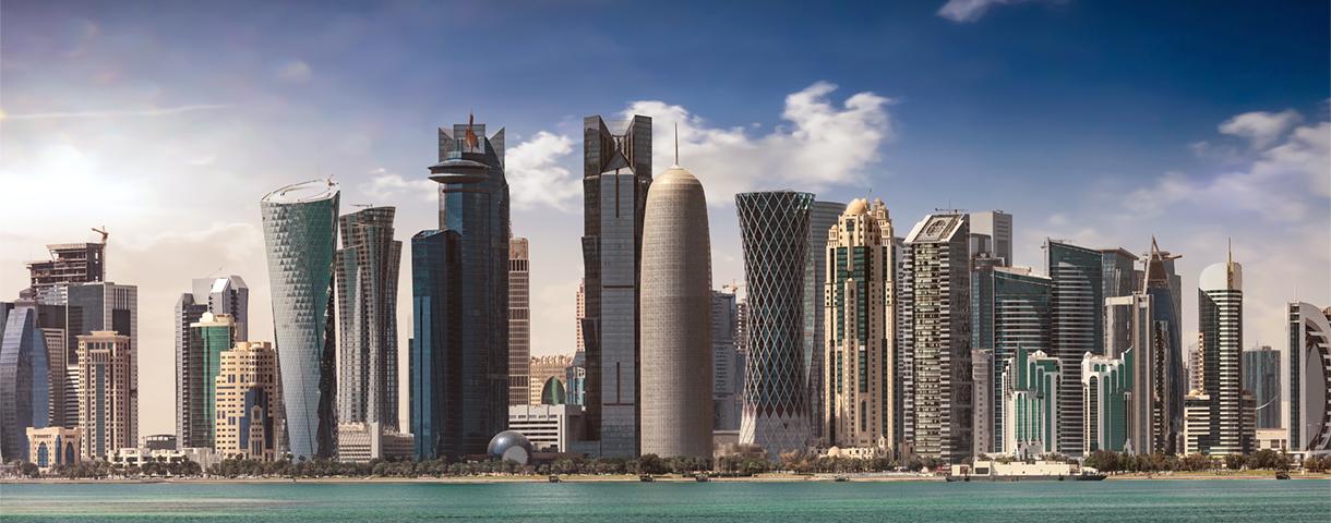 Le marché qatari