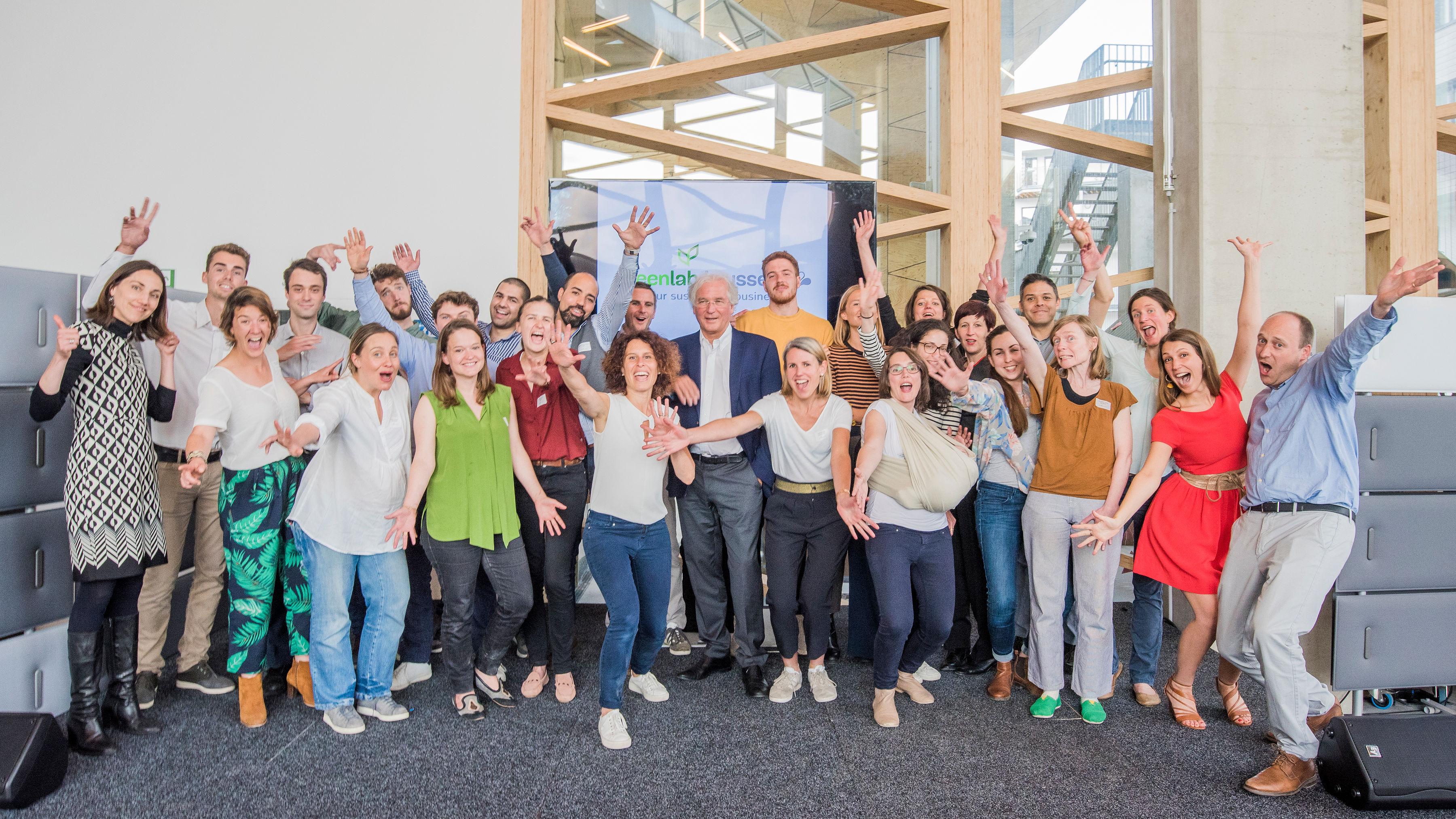 Generation Greenlab: green, socially-aware business