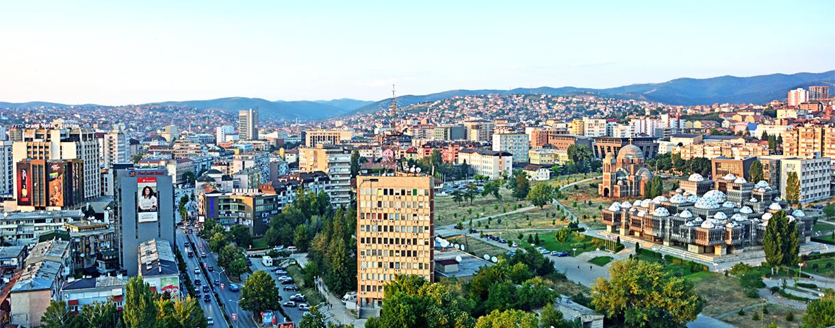 De Kosovaarse markt