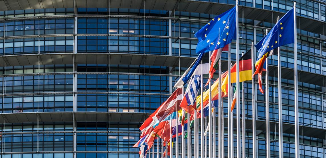Zakendoen met internationale instellingen