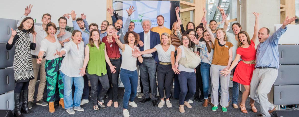 Génération greenlab: des entreprises vertes et sociales