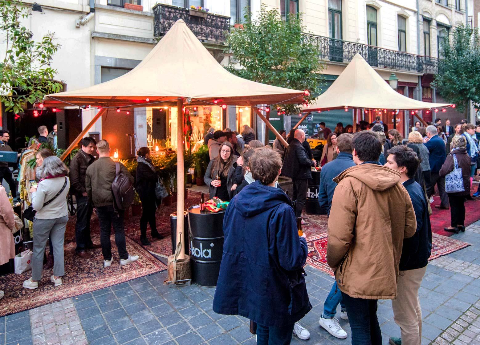 Invitation: L'Auberge Espagnole lance sa cinquième saison