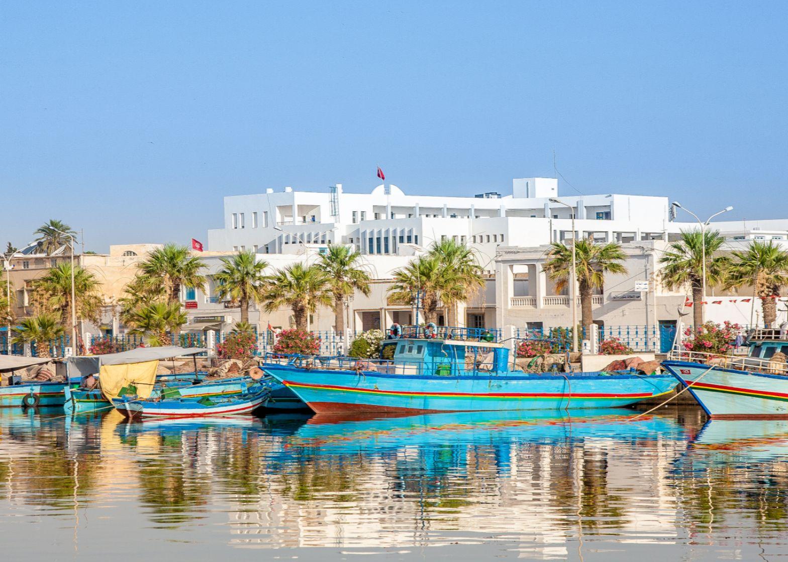 Handelsmissie naar Tunesië