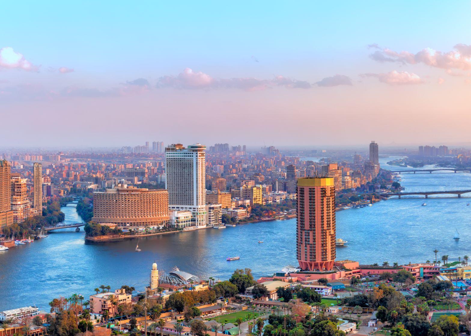 Handelsmissie naar Egypte
