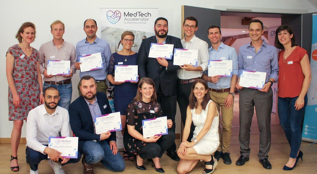 Medical technology: a spearhead sector in Brussels