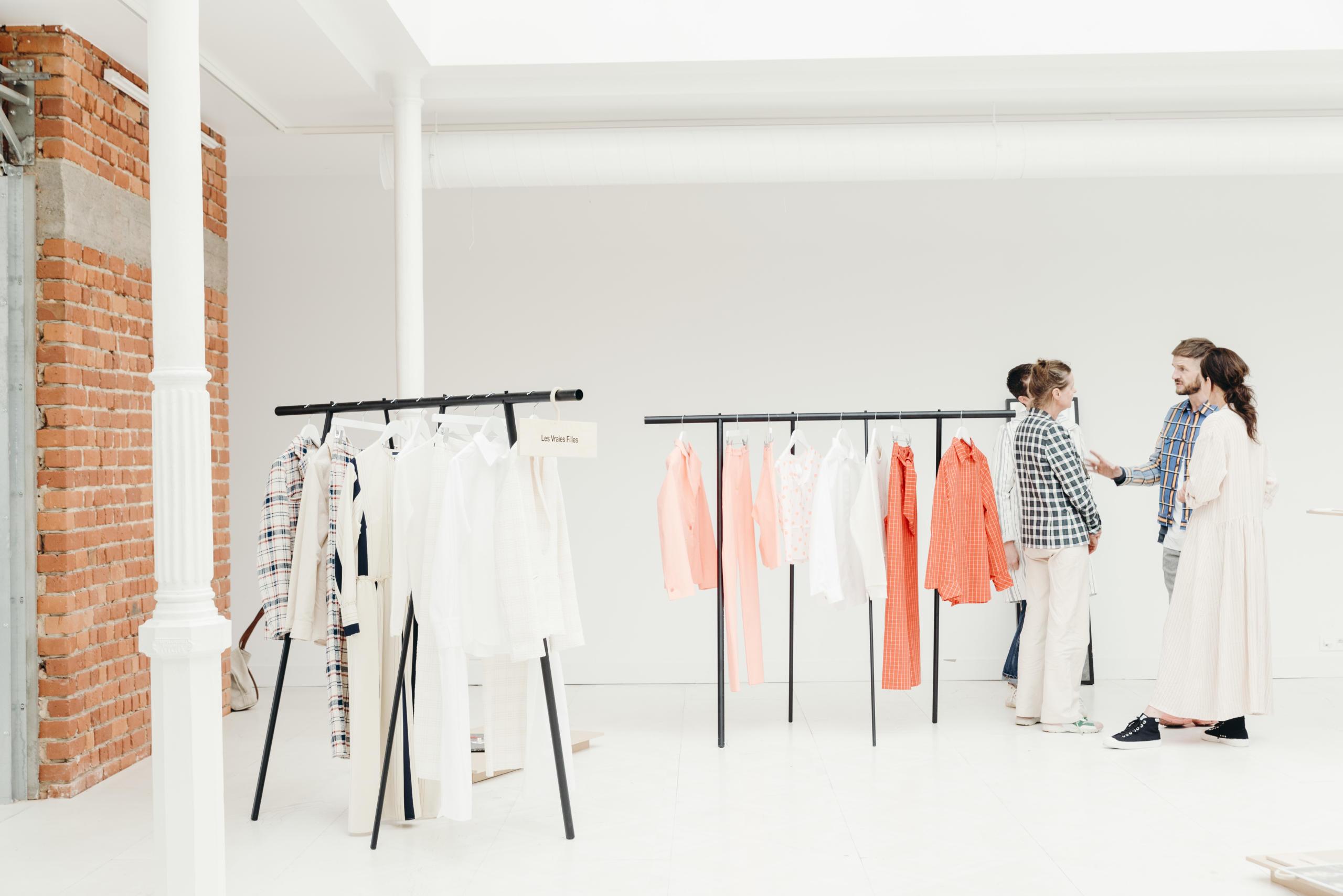 Showroom 20: Brusselse mode in het uitstalraam