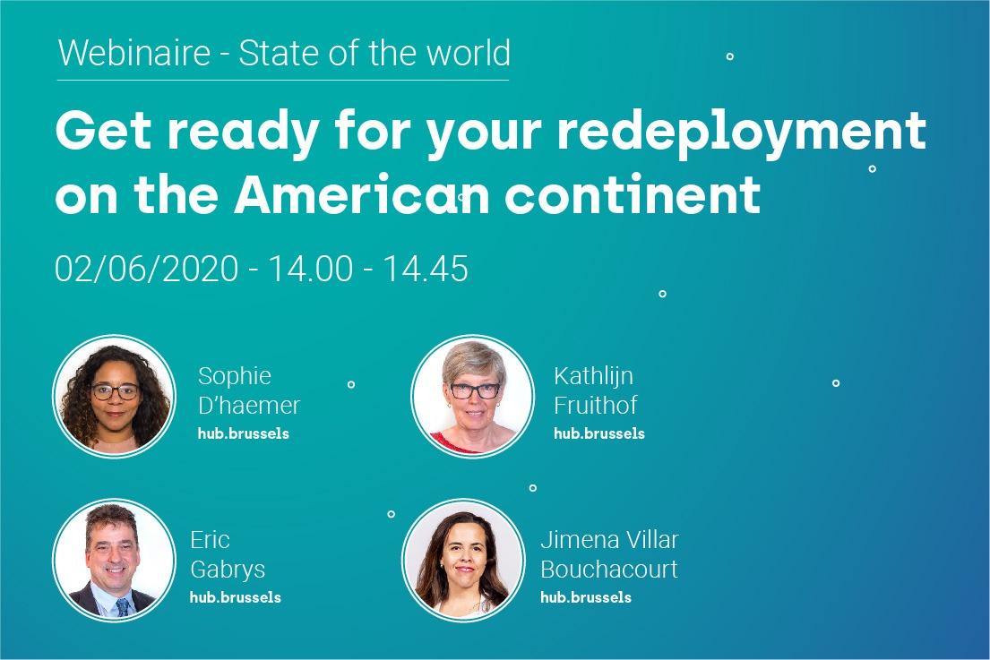 State of the world: Americas (webinar)