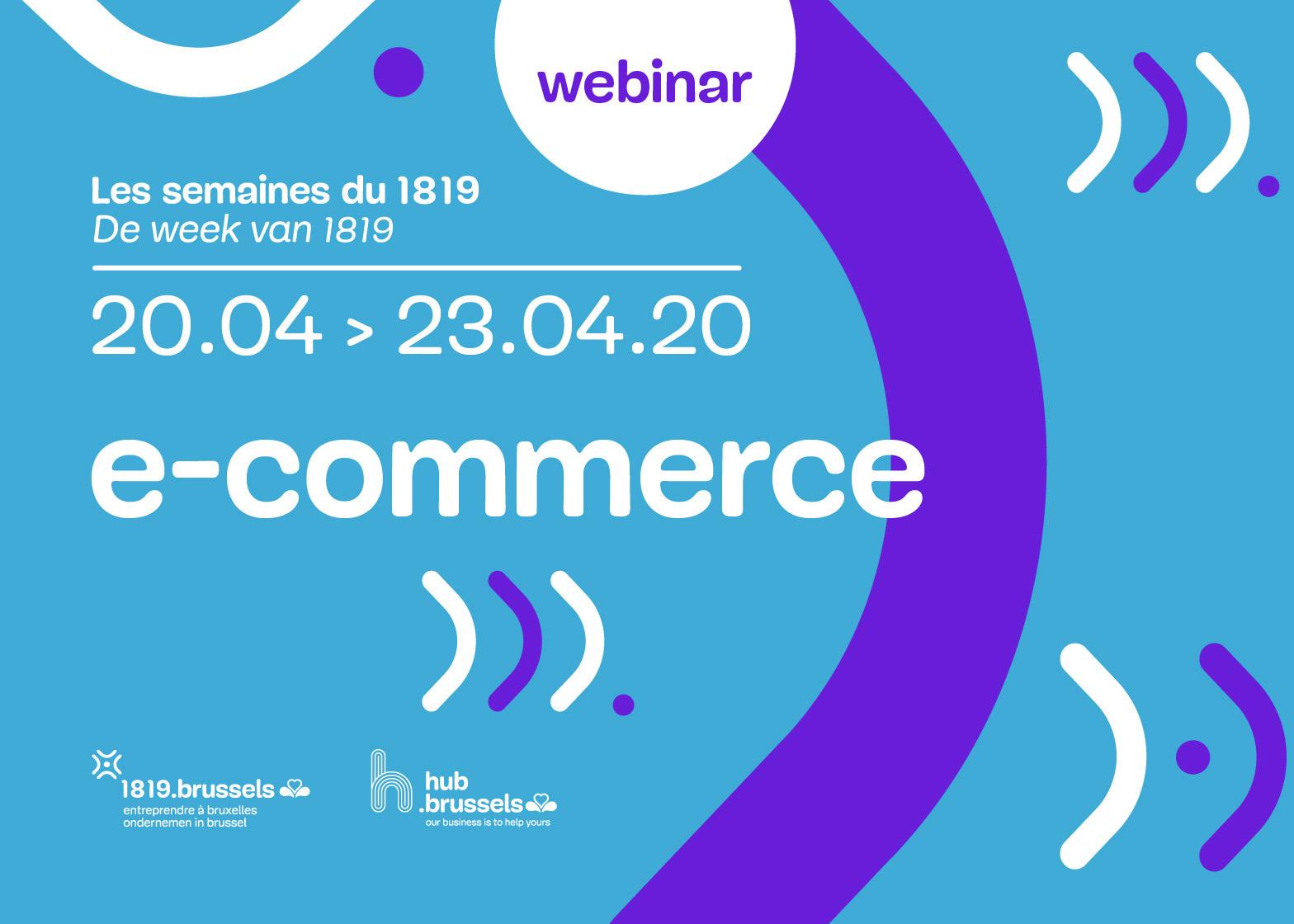 Webinar-reeks: zo start je met e-commerce