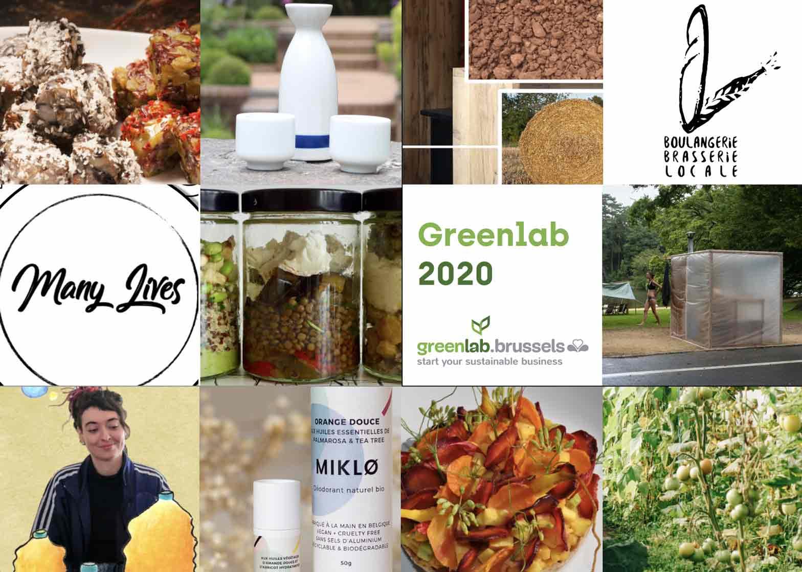 Greenlab 2020: de winnende start-ups