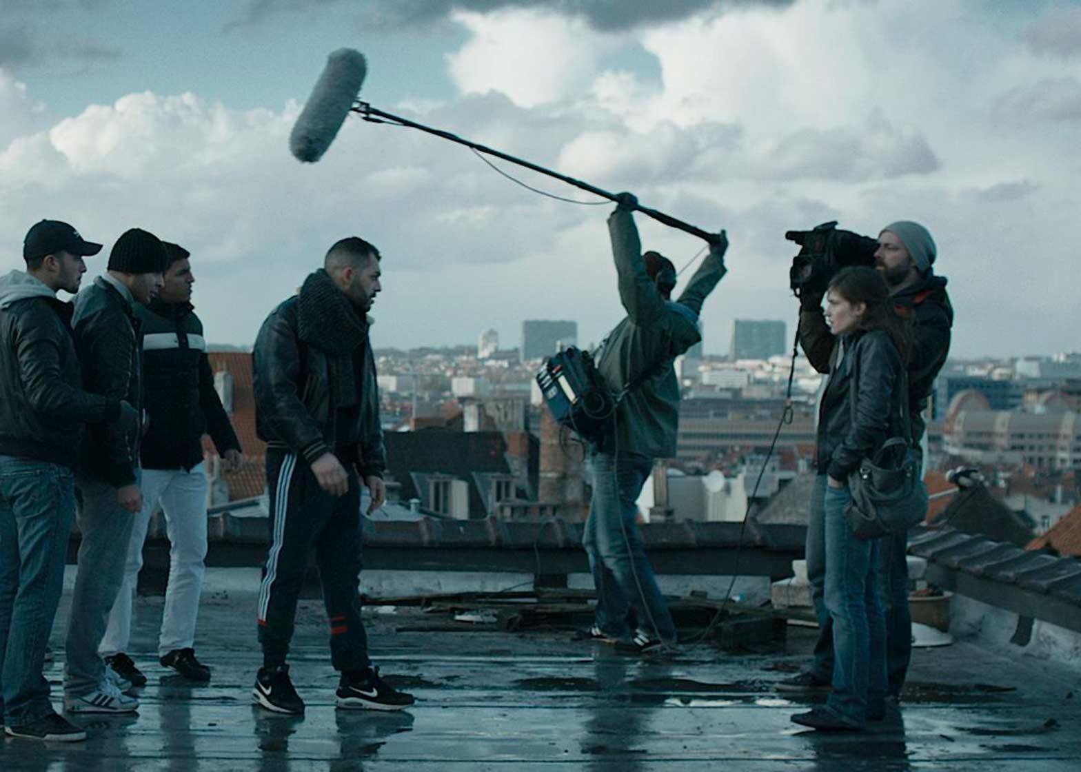 Audiovisueel: Brussel gaat internationaal