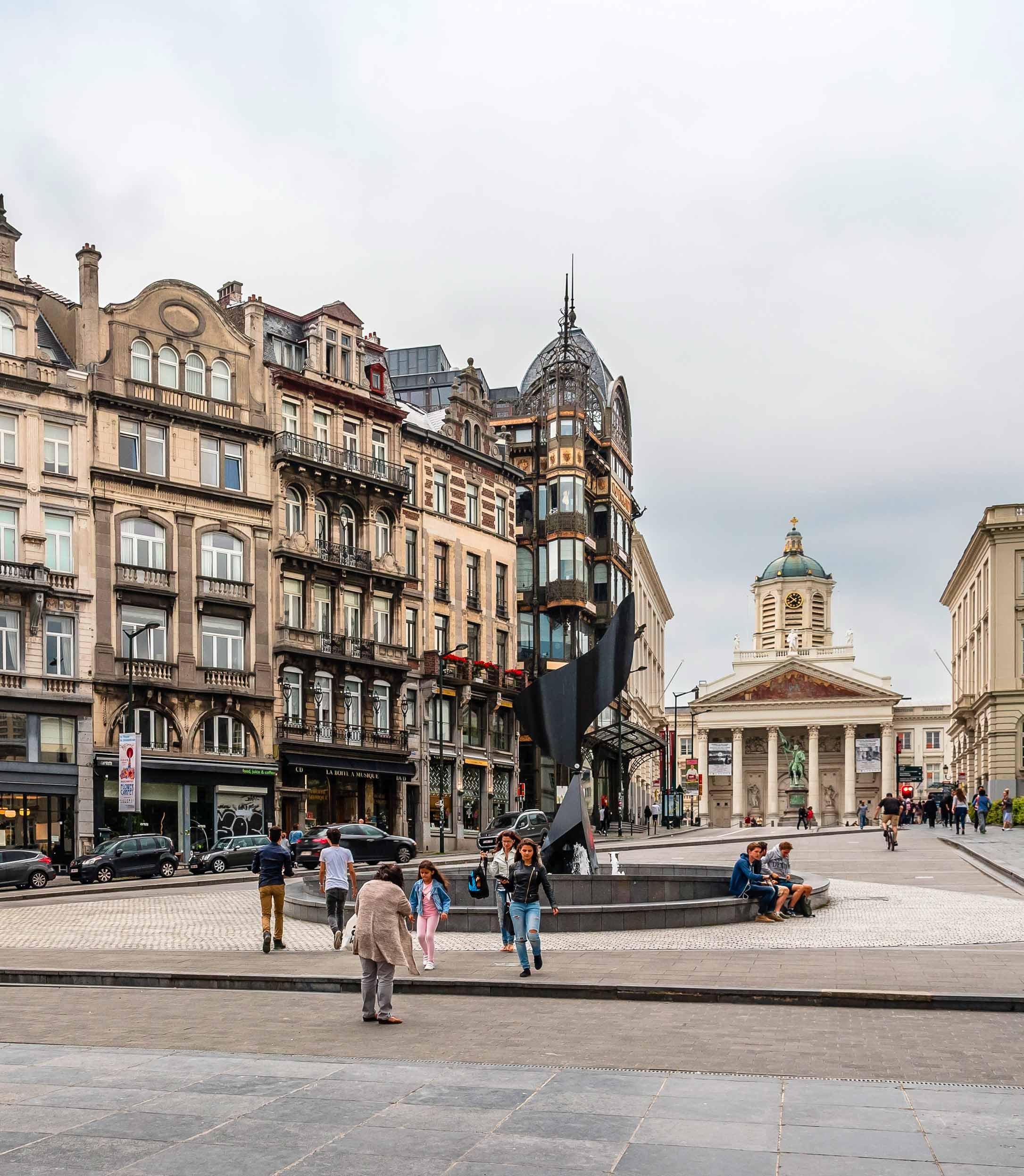 Installeer uw onderneming in Brussel