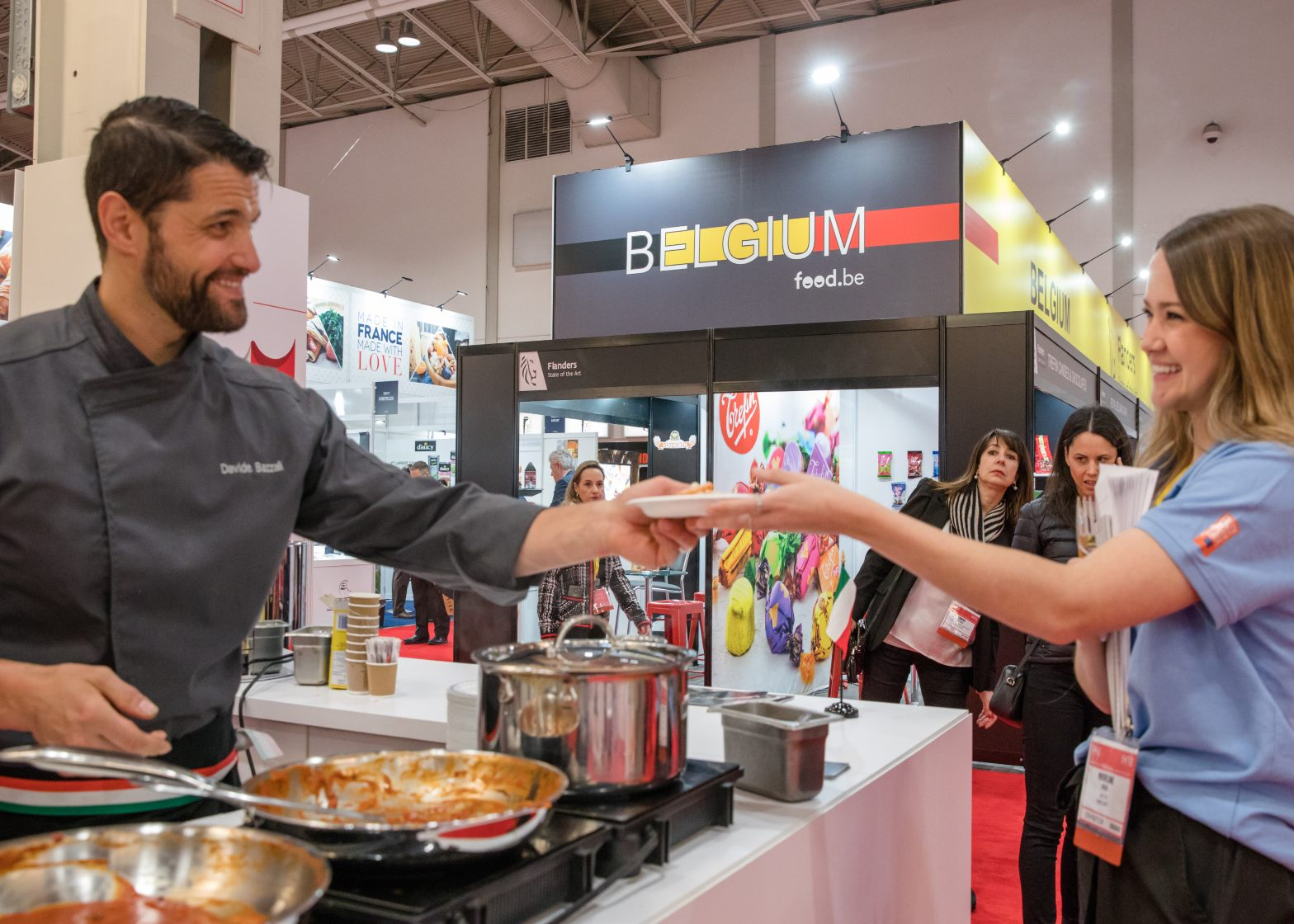 SIAL: salon alimentaire