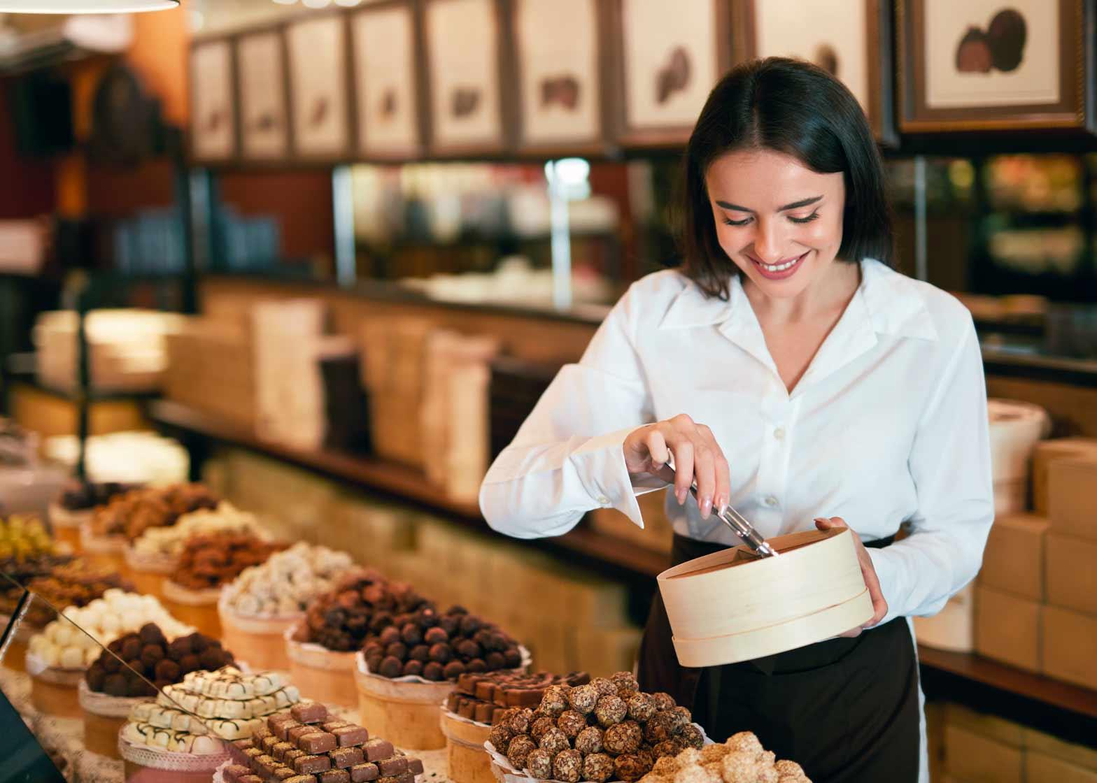 Salon itinérant du Chocolat
