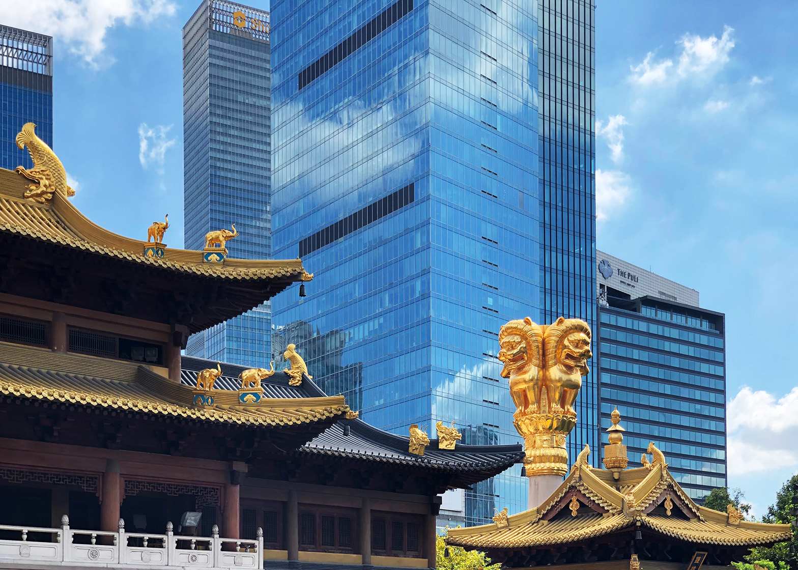 Doing business in Asia: modernity and tradition