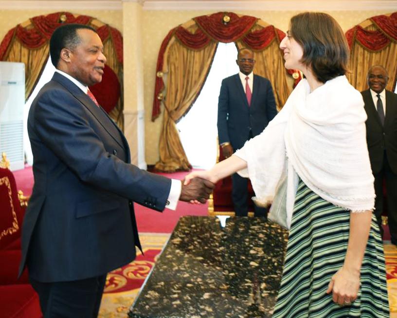 Eerste missie naar Congo-Brazzaville… geslaagd!