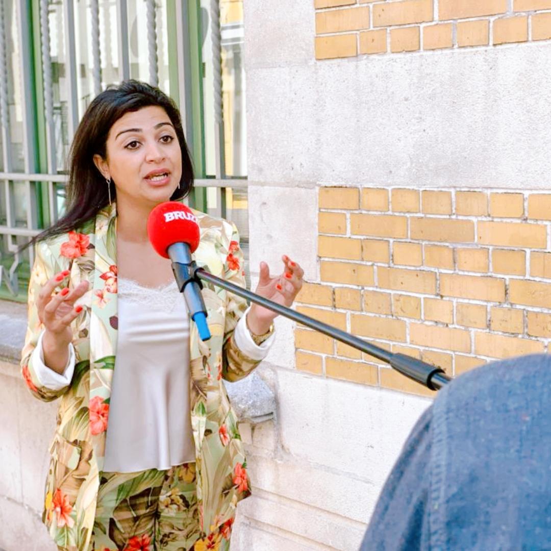 Vrouwelijk ondernemerschap in Brussel in de lift